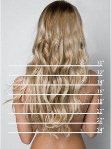 Hair Transisiton Hair Guide Extensions Monaco