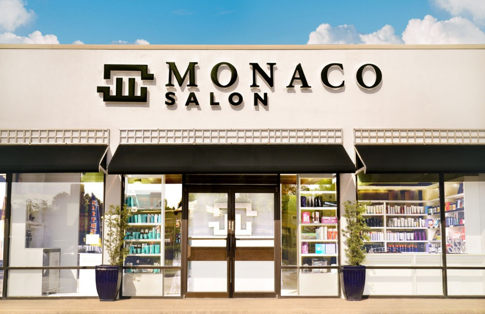 Monaco salon for Address beauty salon