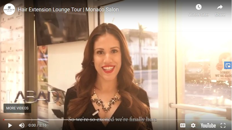 Monaco Extensions Lounge Take a Tour