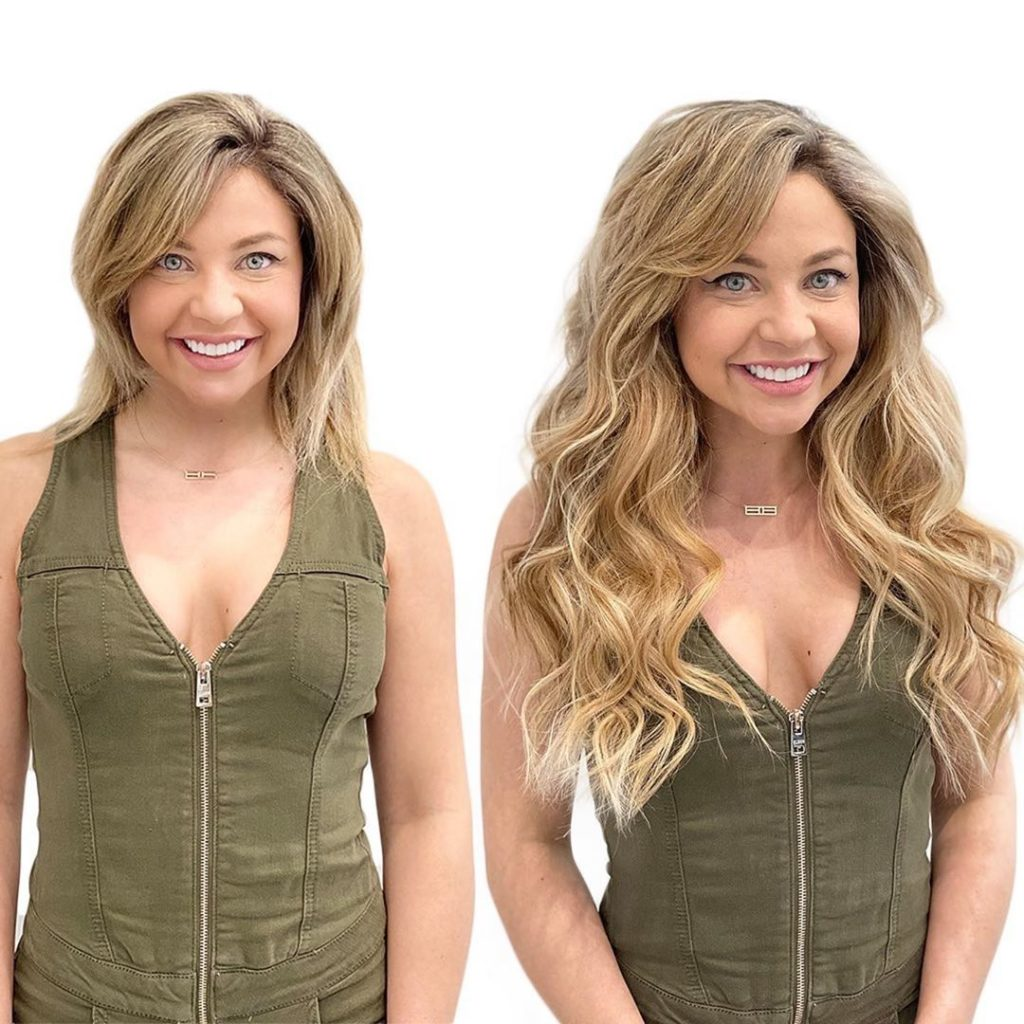 hair extensions tampa Great Lengths Hair Extensions